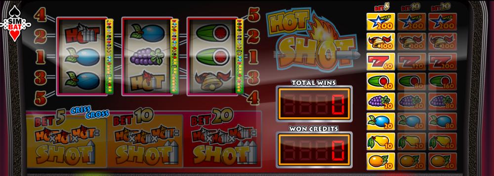Spiele Hot Shots - Video Slots Online